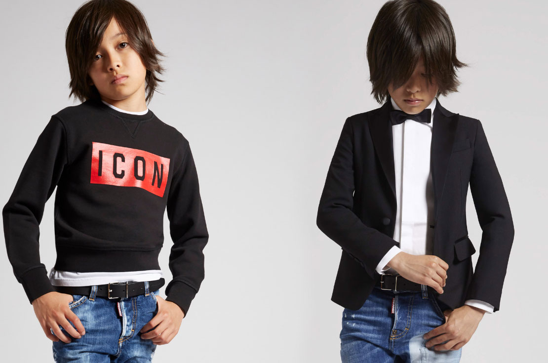 Dsquared2 Kids Primavera Estate 19 - annameglio shop online