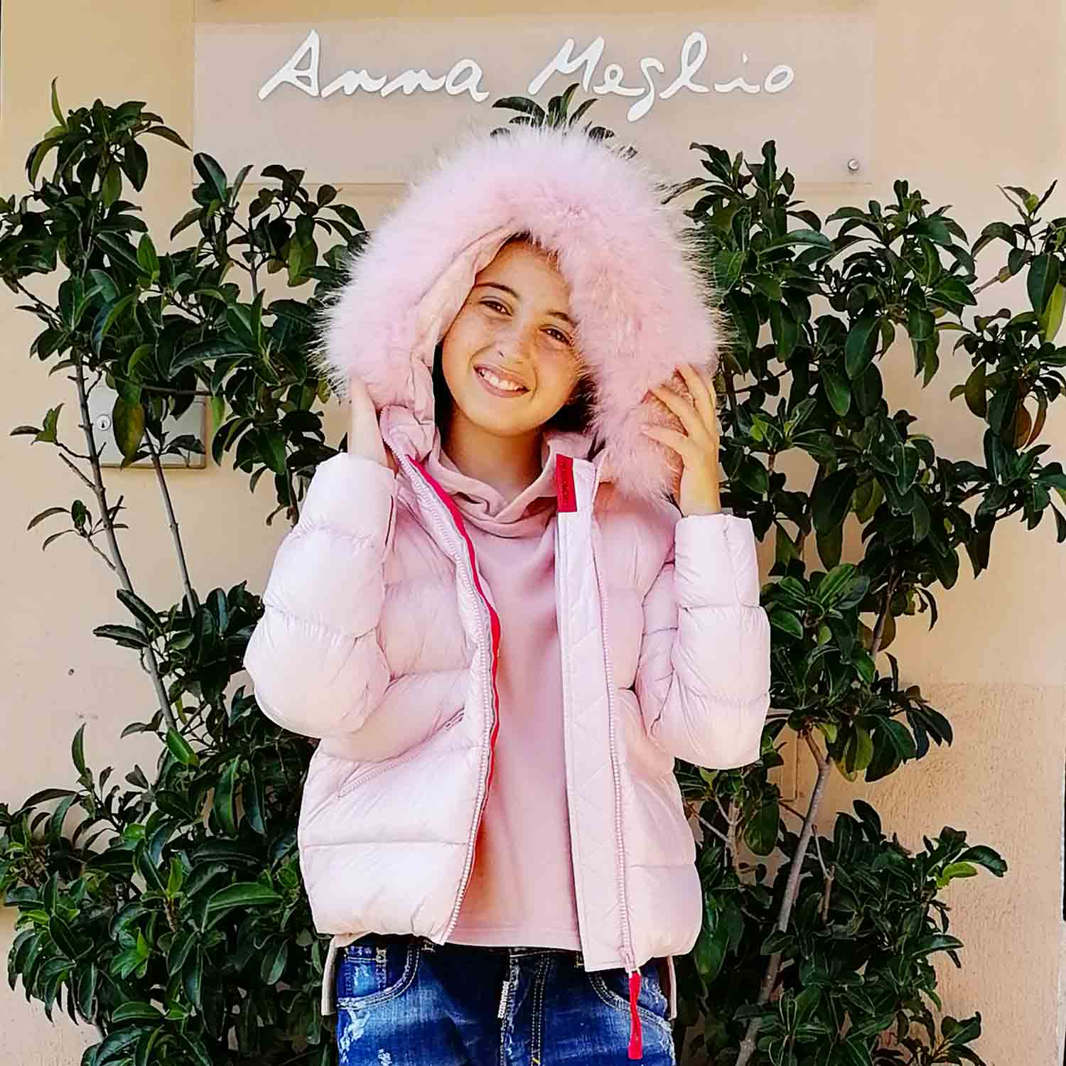 Coats, Jackets - Girl and Teenager Outerwear - annameglio.com shop on line