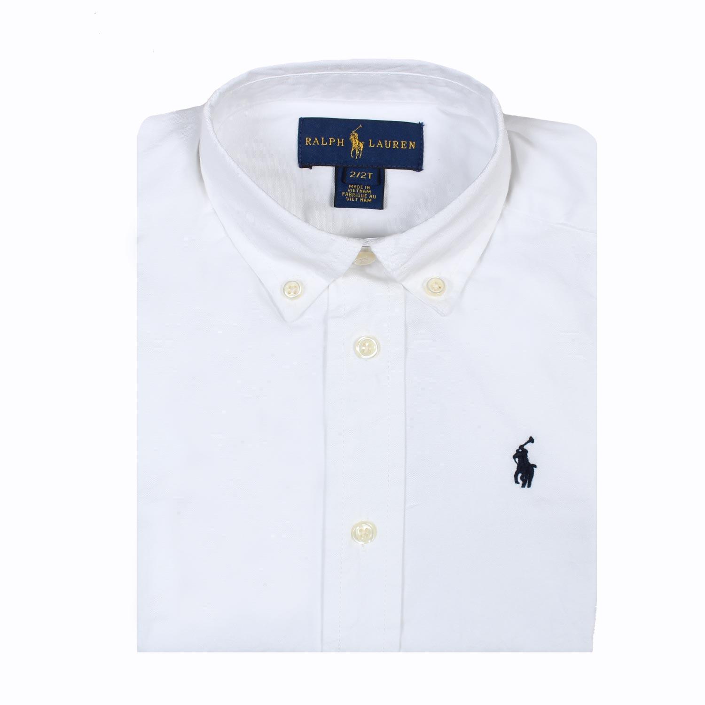 seleziona per originale più nuovo di vendita caldo fornire un'ampia selezione di Camicia Bambino Bianca