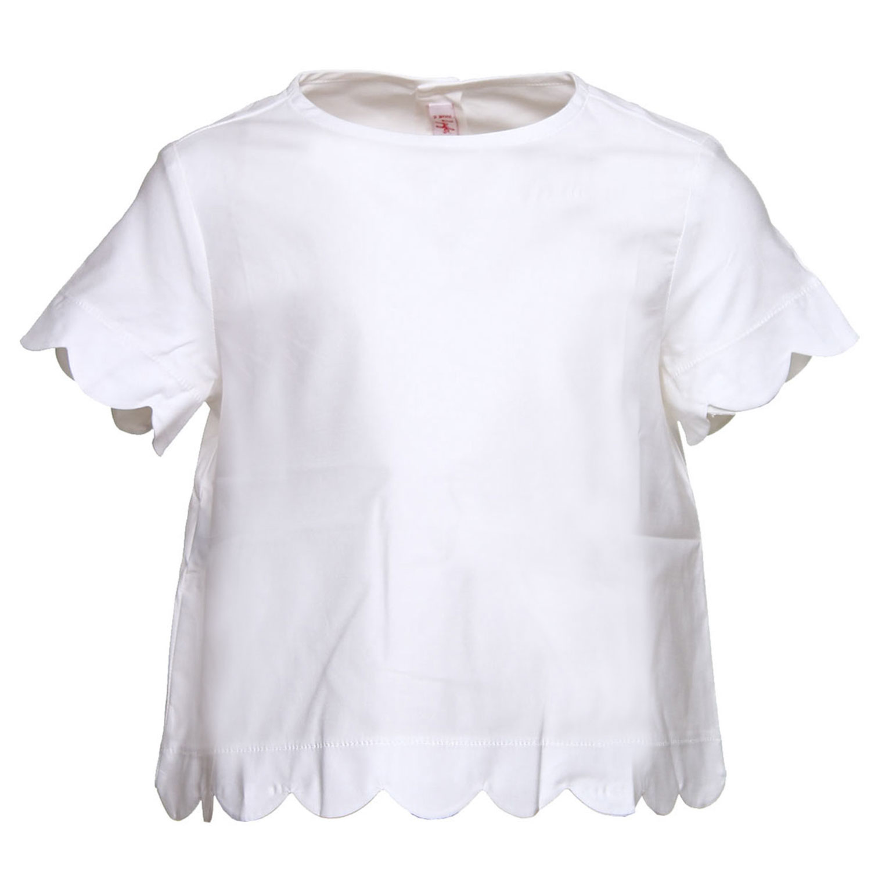 Camicia Bianca Gufo Online Il Bambina Shop xUgq44w