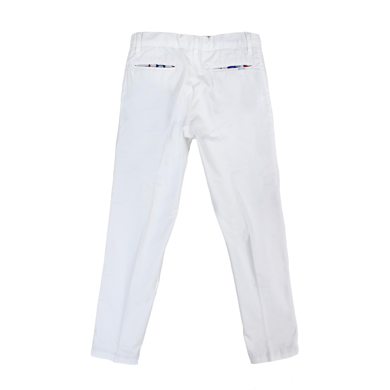 più recente c5a6e aa006 Pantalone Bianco Bambino Teen