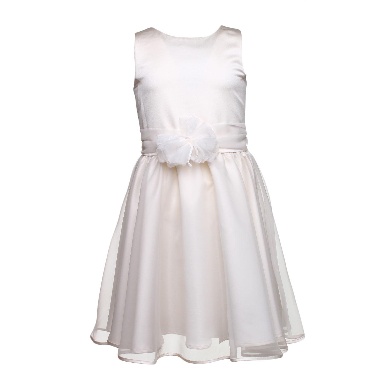 e6a0aab1d63ff0 Pinko - Abito Tulle Bianco Bambina - annameglio.com shop online