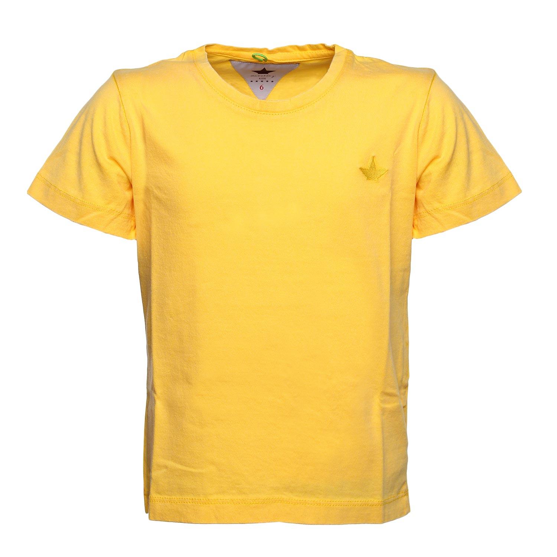 e6b35389a4 T-Shirt Gialla Bambino Teen