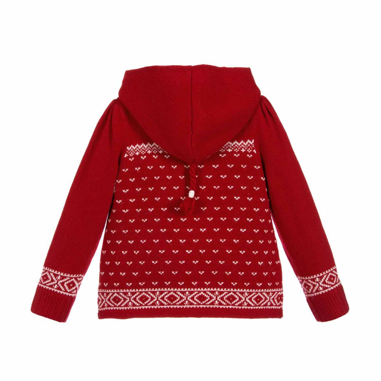 acquisto economico 7f3b9 6c0ba Maglioncino Rosso Rl Infant