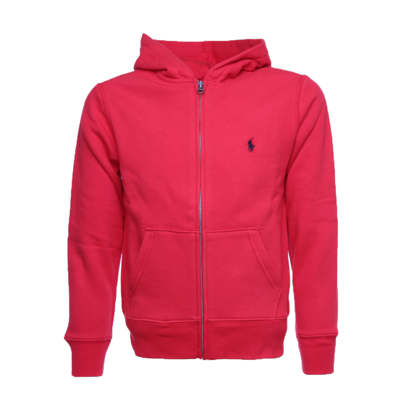in vendita 38007 f68ff Felpa Rossa Rl Boy