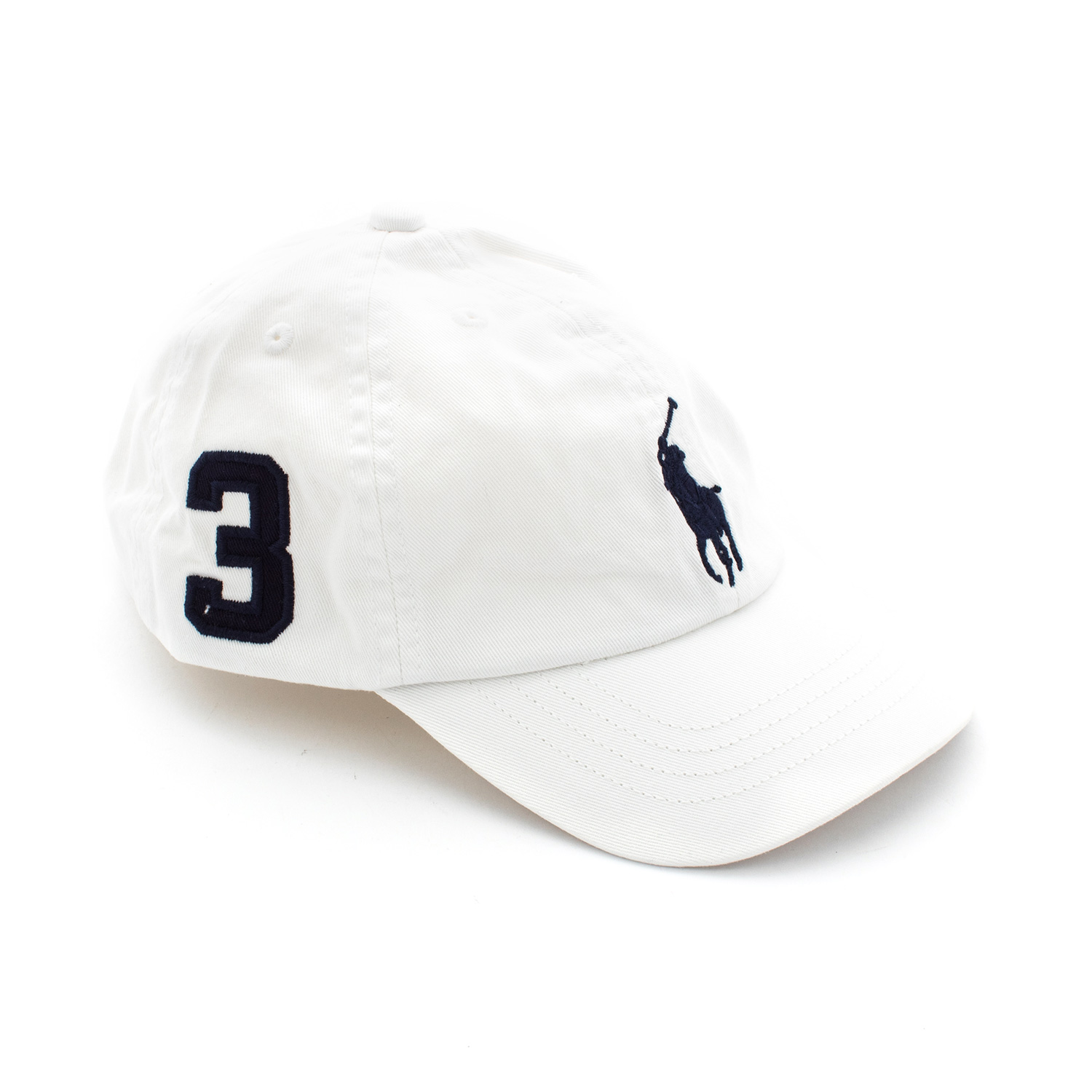 the best attitude d151b 7464a Cappello Big Pony Bianco Bambino Teen