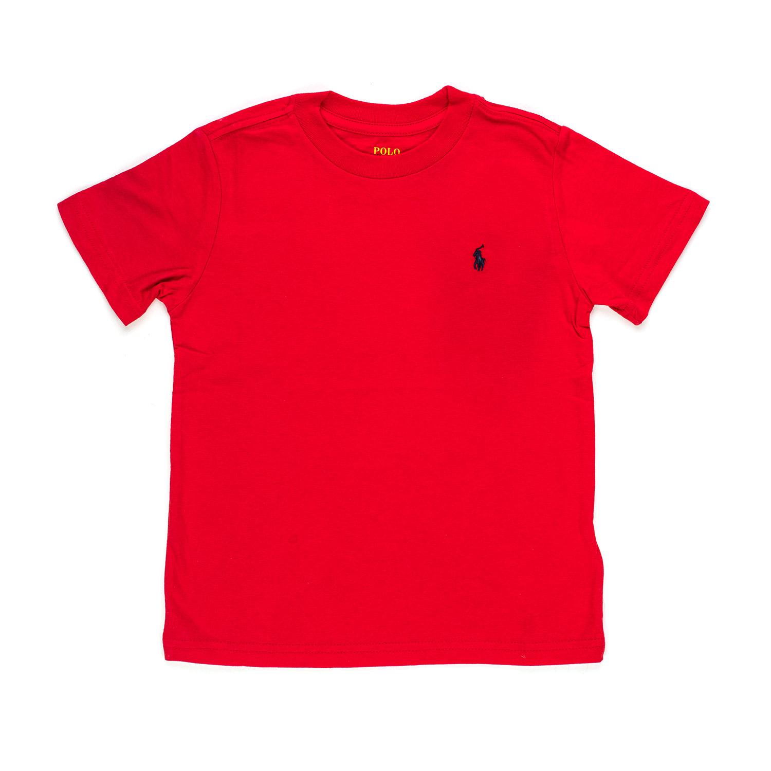 newest 92245 33b91 Short Sleeve T-Shirt Boy Red