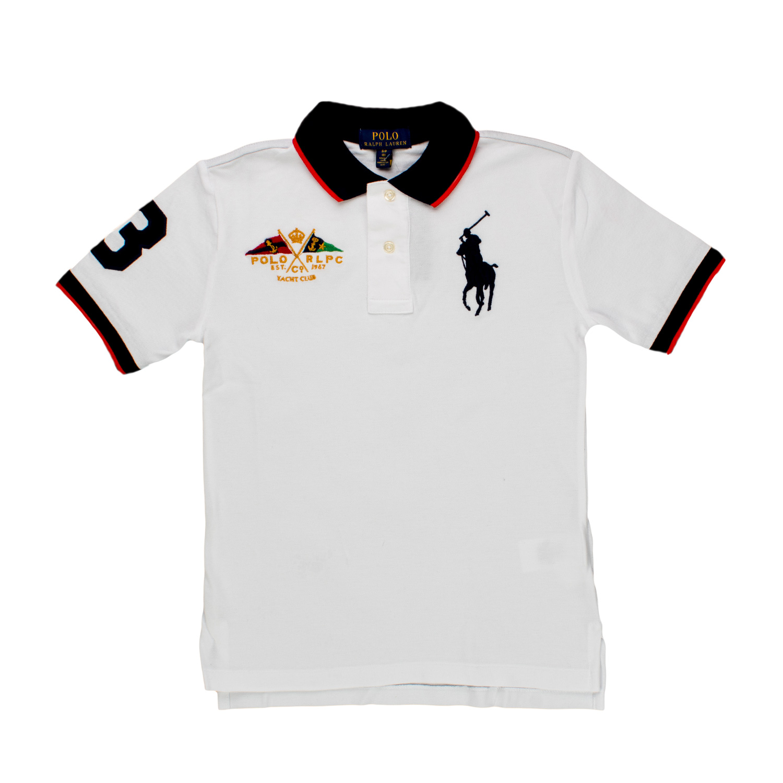 c21b9cd10cb Home · RALPH LAUREN · T-shirts Polo neck Shirts; Big Pony Cotton Rugby Polo  Boy White. 24068-ralph_lauren_polo_rugby_bianca_rl_boy-1.jpg