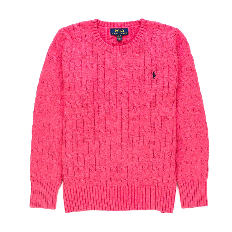 a basso prezzo 0c183 64914 Pullover Rl Girl Fucsia