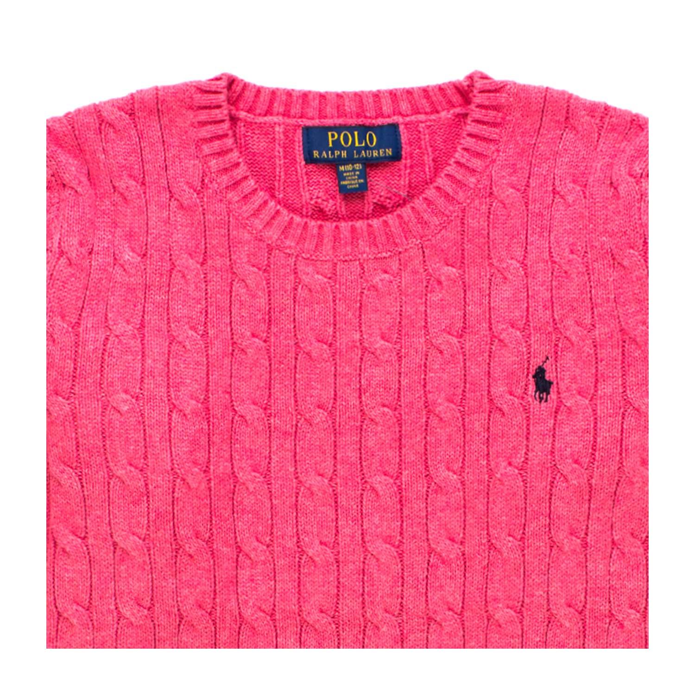 a basso prezzo cf0ee 5a707 Pullover Rl Girl Fucsia
