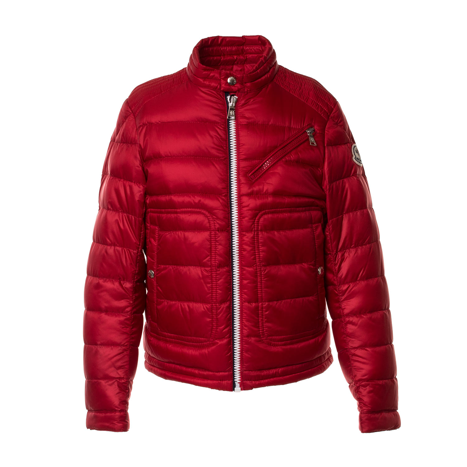 moncler store ROSSO
