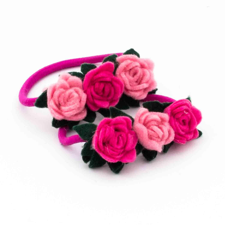 nannii milano braccialetti con rose fucsia annameglio. Black Bedroom Furniture Sets. Home Design Ideas