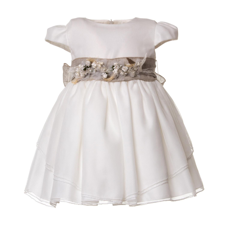 Abiti Battesimo Bimba Monnalisa ~ Mimilú abito battesimo bianco bimba bebè  annameglio ... 95a9e1d554a
