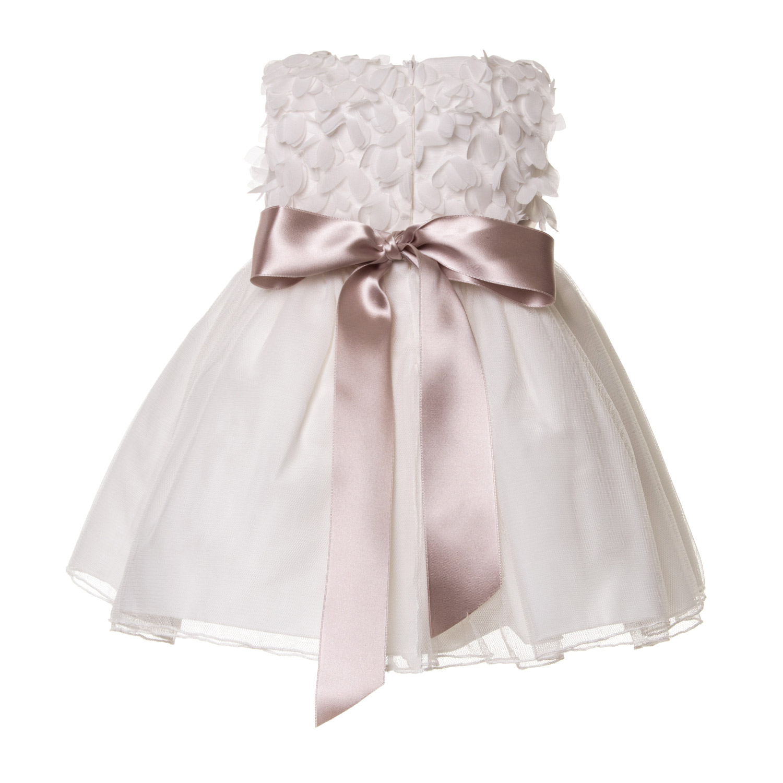86d062e7ab82 Fiore Aversa Abiti Battesimo ~ Mimilú abito battesimo bianco bimba bebè  annameglio