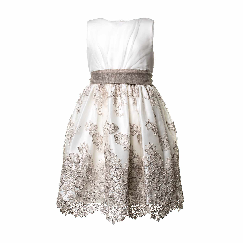 Vestiti Cerimonia Bambina.Mimilu Abito Cerimonia Bambina Roma Annameglio Com Shop Online