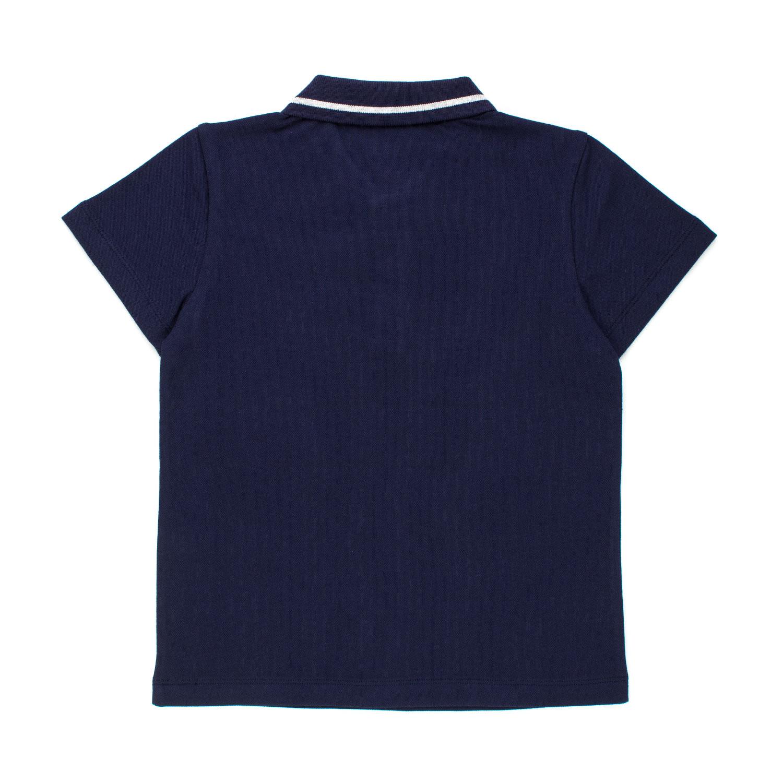 new concept 2370b 918e5 Teen Navy Junior Ea7 Shop Blu Bambino Armani Polo WqTzxwCz1S
