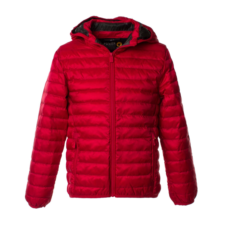 sale retailer c838a f961c Piumino Rosso Rubino Bambino Teen