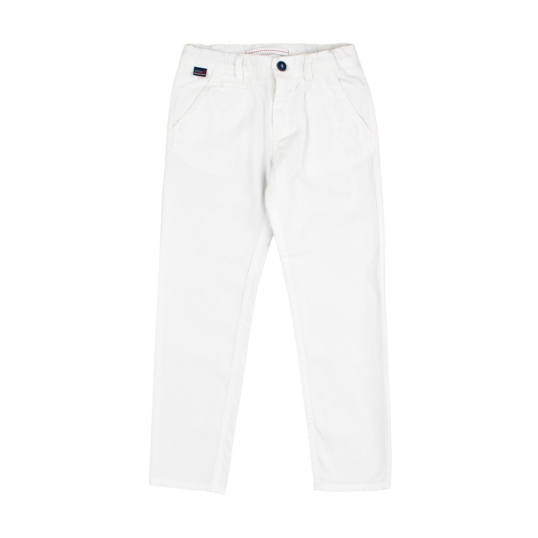 prezzo competitivo 97d7b 47cd1 Pantalone Bianco Bambino Teen 02