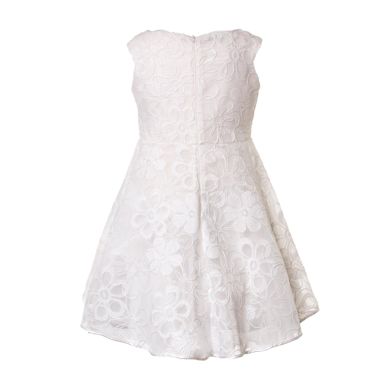 Vestiti Cerimonia Frosinone.Elsy Abito Cerimonia Bianco Bambina Teen 05 Annameglio Com