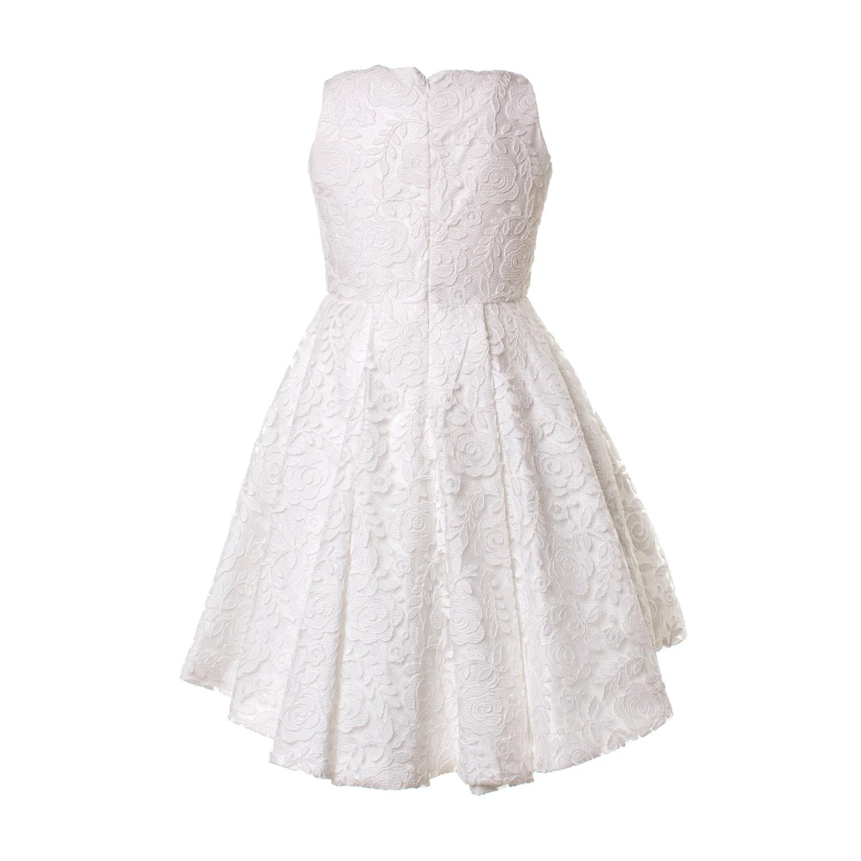 Vestiti Cerimonia Frosinone.Elsy Abito Cerimonia Bianco Bambina Teen 03 Annameglio Com