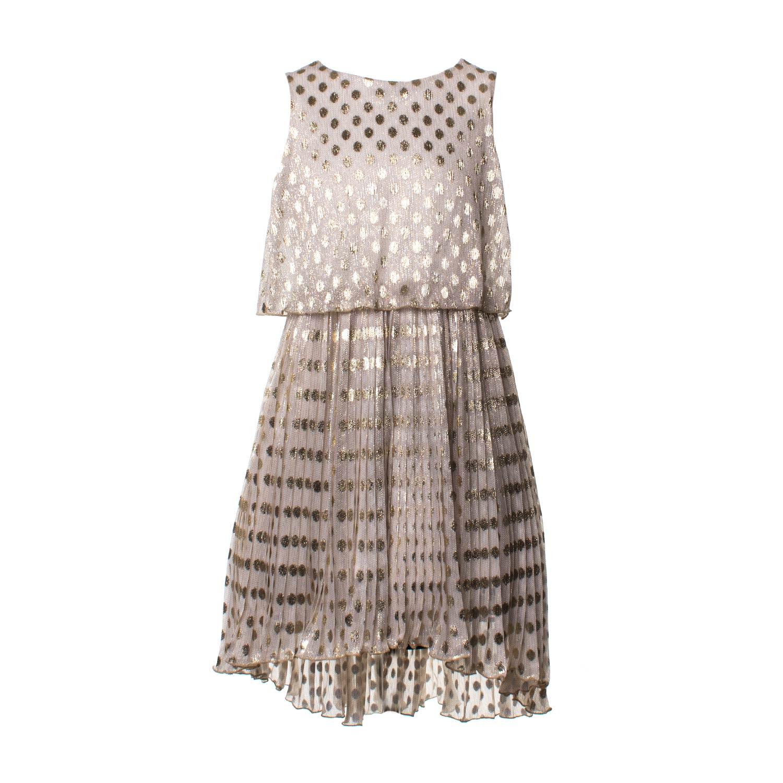 a66ce5982c80 Elsy - Abito Oro Bambina Teen - annameglio.com shop online