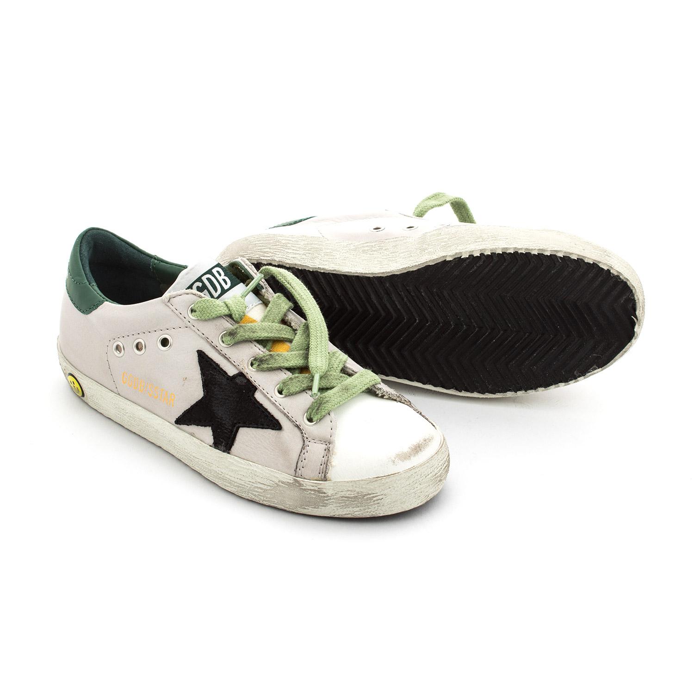wholesale dealer 79d5f ab2c3 25010-golden goose sneaker superstar teen grigia -2.jpg