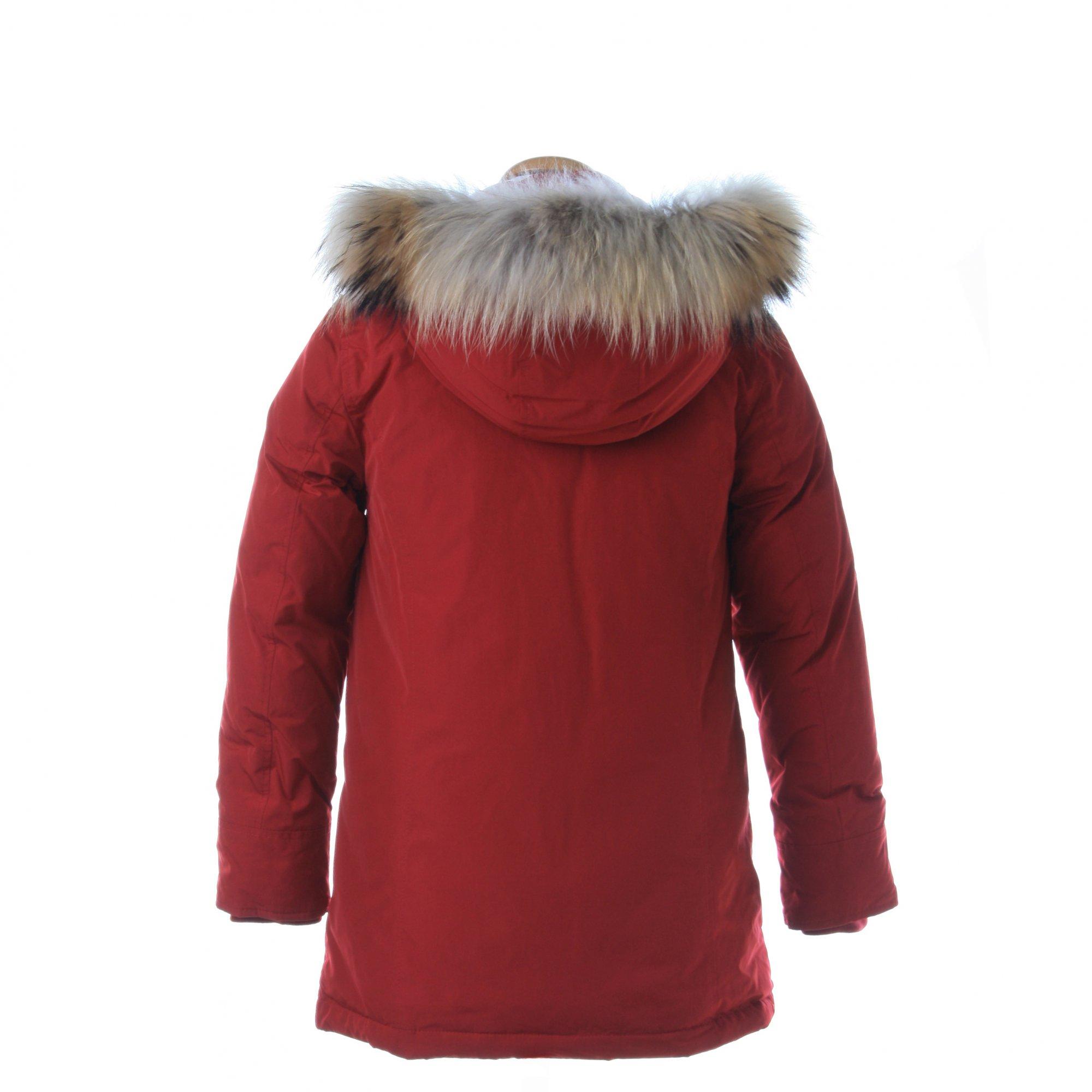 Woolrich Rosso Ragazza