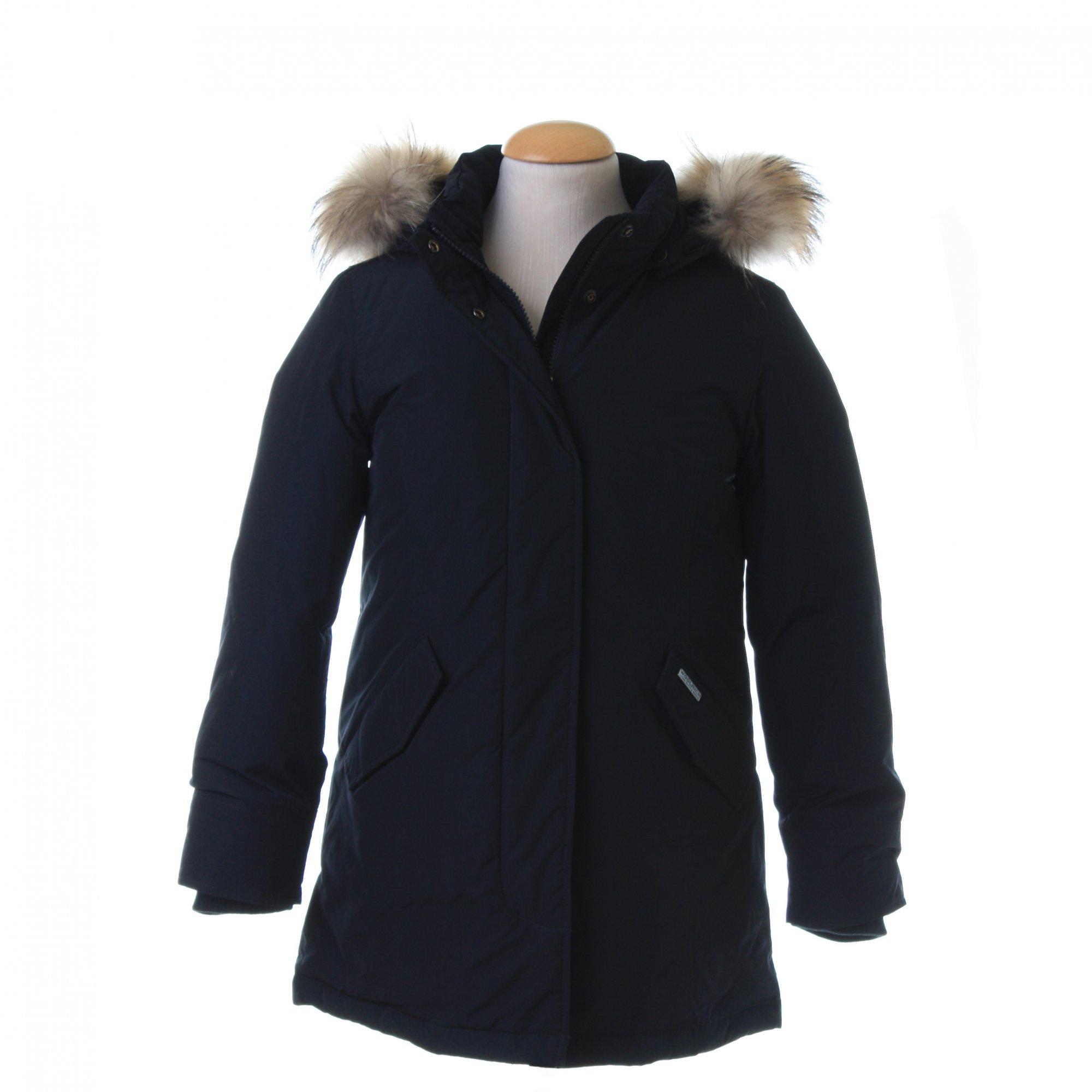 woolrich luxury arctic girl parka midnight blu. Black Bedroom Furniture Sets. Home Design Ideas