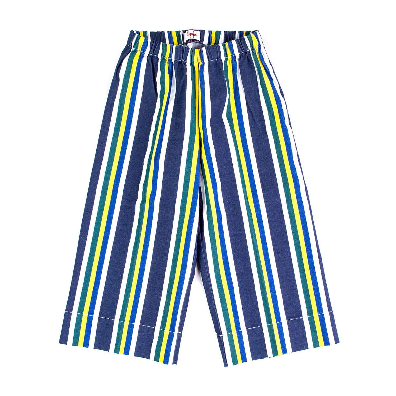 6c61fb734b84fd Il Gufo - Pantalone Bambina A Righe Colorate - annameglio.com shop online