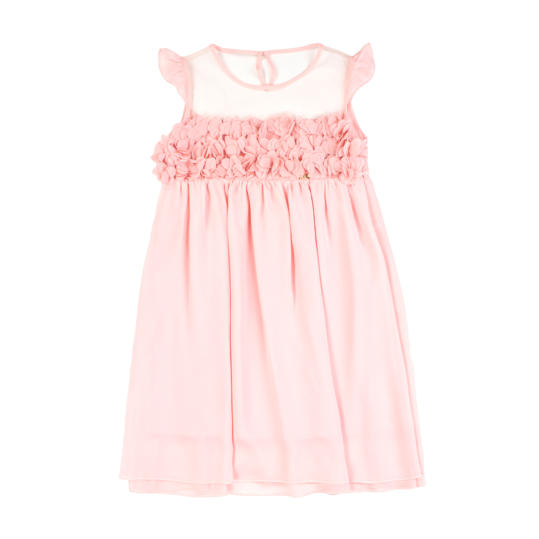 finest selection e5390 23741 Abito Rosa Bambina Teen