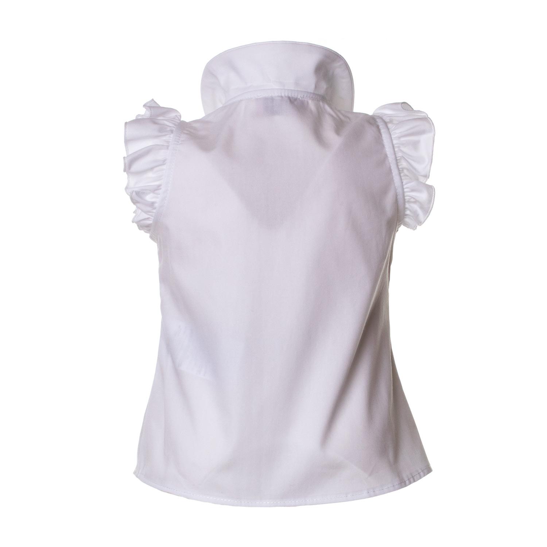 grande vendita 86d2a 6300e Camicia Bianca Bimba Bebè