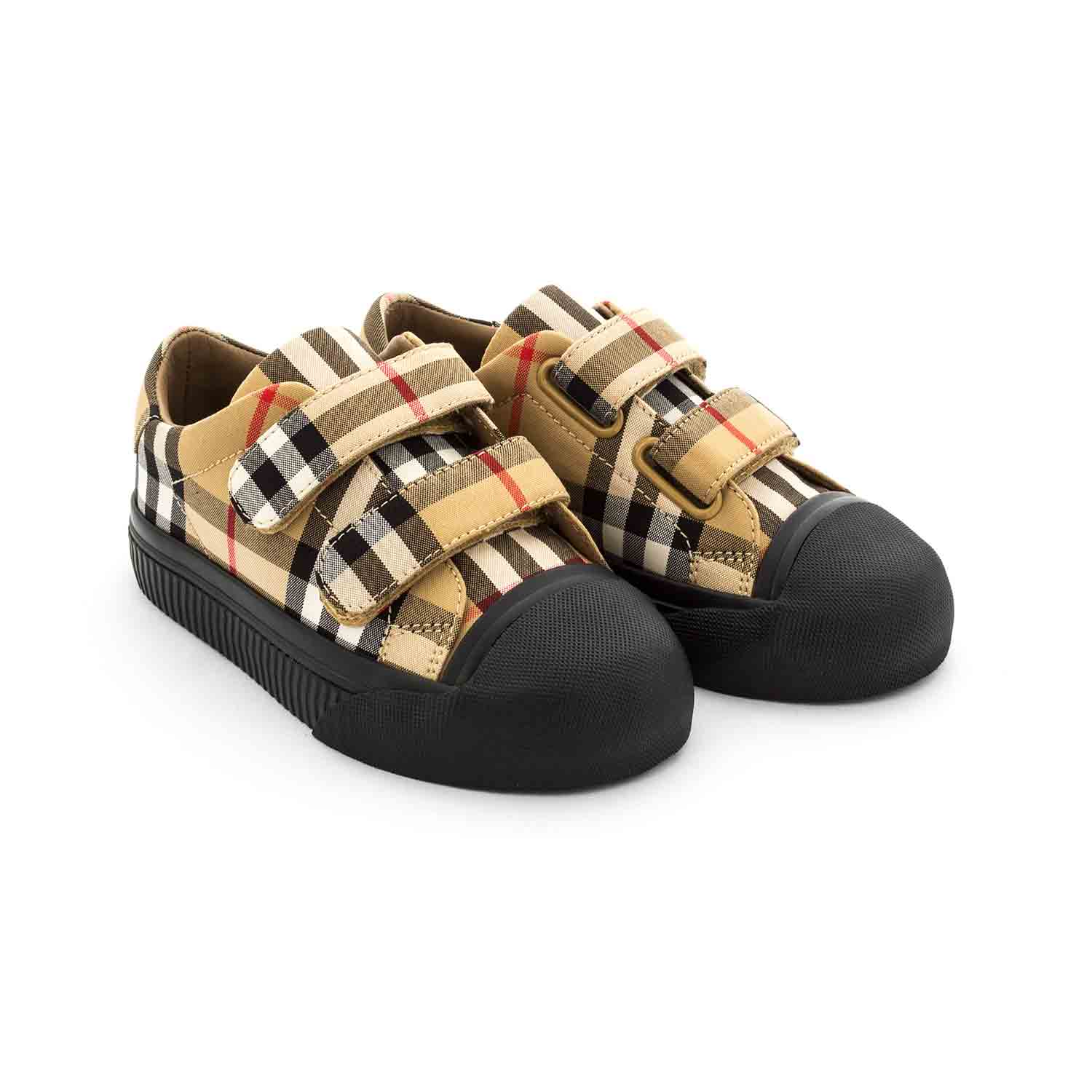 6dc1a87a902 Burberry - Sneaker With Chek Pattern - annameglio.com shop online