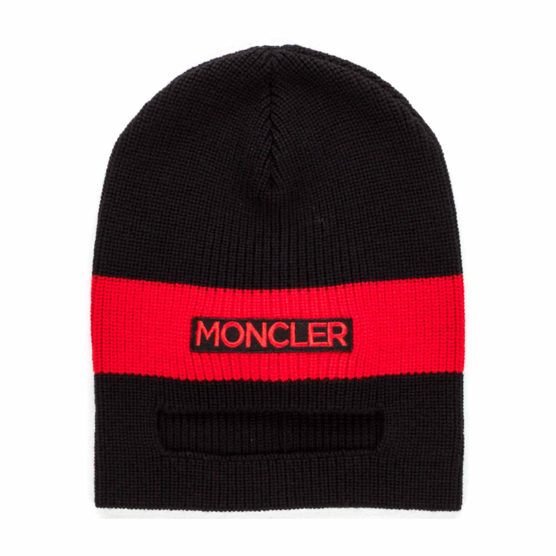 Home · MONCLER · Borse Cappelli Accessori Moda  Berretto Con Logo Bambino.  26387-moncler berretto con logo bambino-1.jpg 291352a577b5