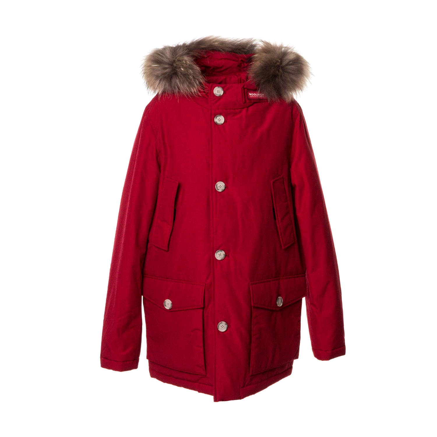 the latest 8a0e4 fc107 B's Parka Rosso Bambino Teen