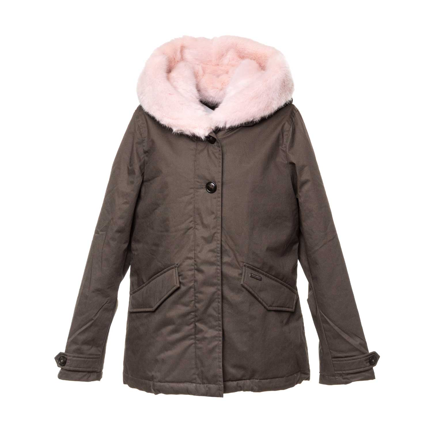 790b03053 Woolrich - Gs Cascade Coat For Girls - annameglio.com shop online