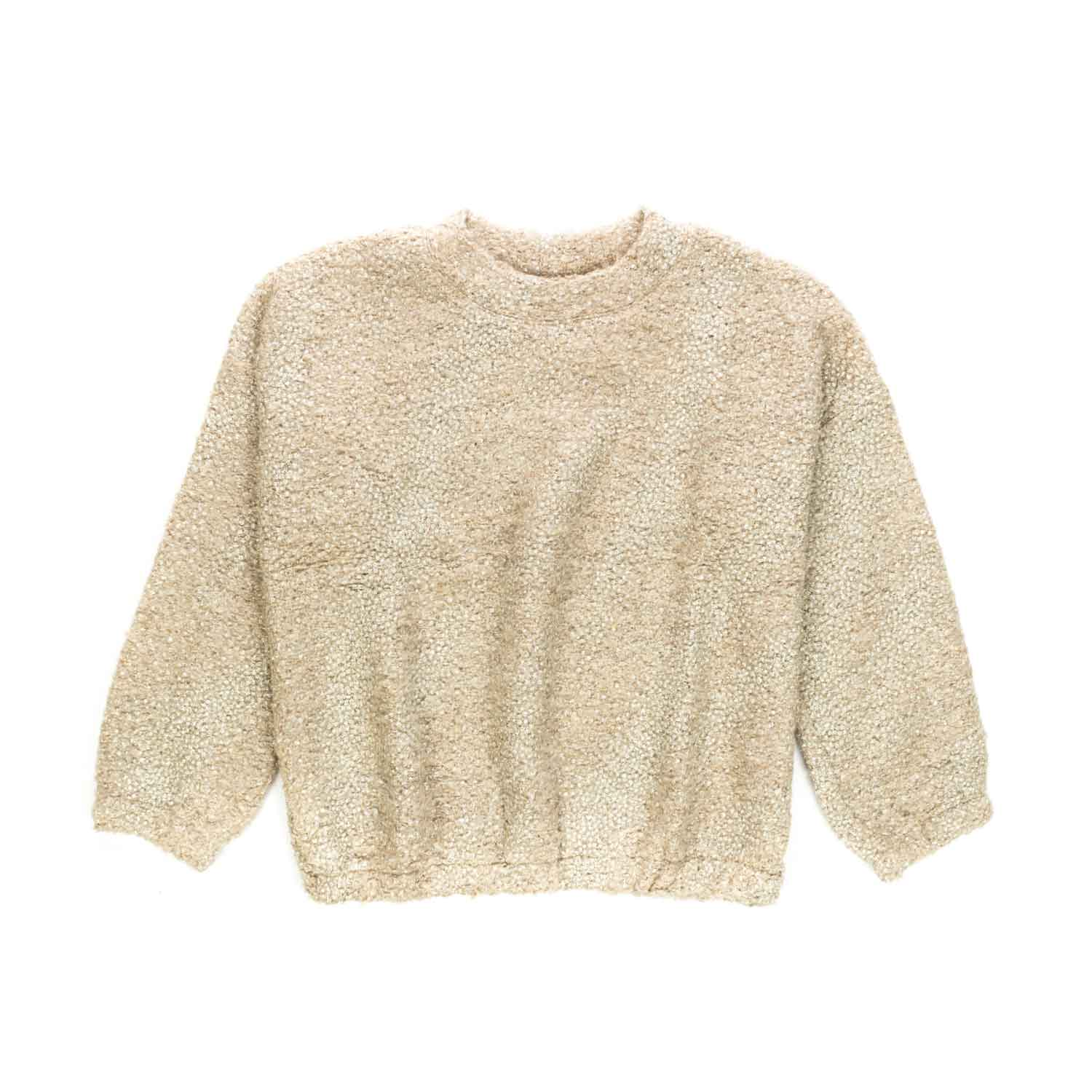a2662aa22 Caffé D'orzo - Ivory Pullover For Teen Girls - annameglio.com shop ...