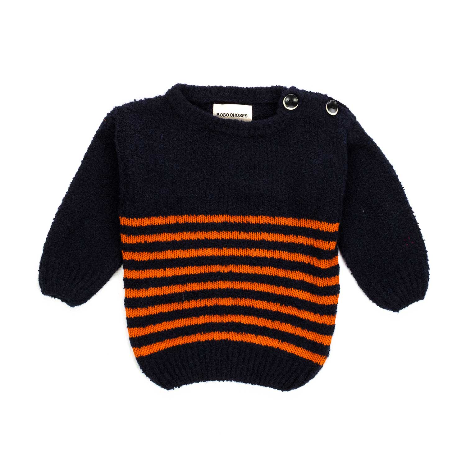 97879b3df Bobo Choses - Boy Striped Pullover - annameglio.com shop online