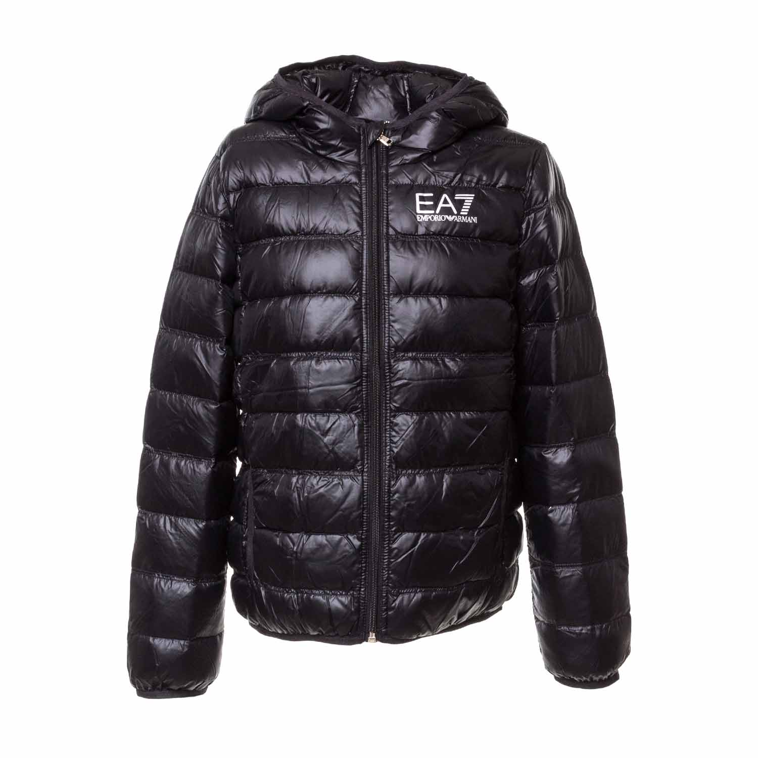 b23095af54 Boy Down Coat With Logo