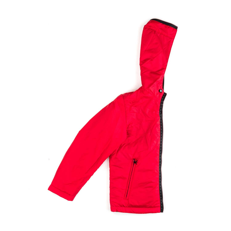 molto carino 1f5f0 ccae3 Piumino Rosso Reversibile Lato Dx