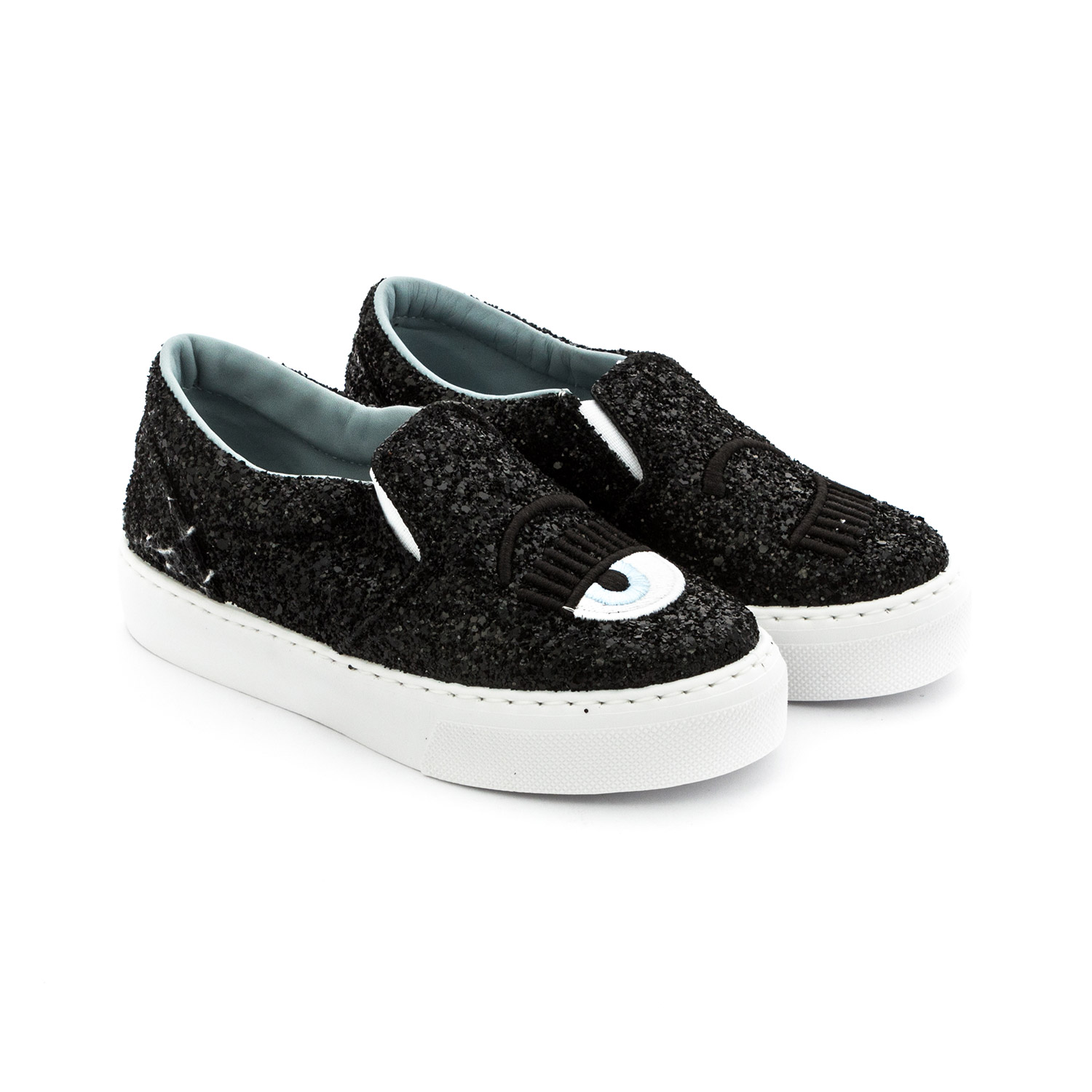 sports shoes d36dc 2bce0 Black Slip-On Sneakers