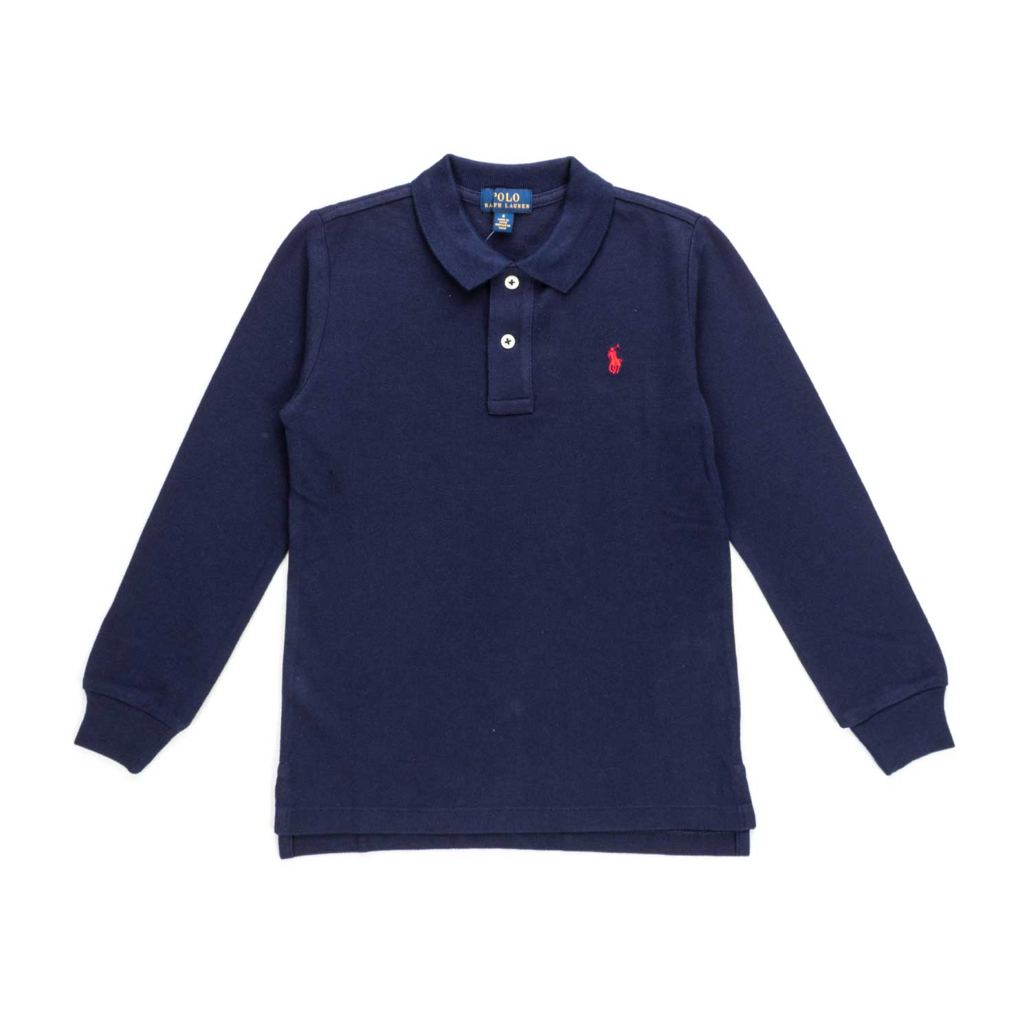 the best attitude 29fa9 167e2 Boy Blue Logo Polo Shirt