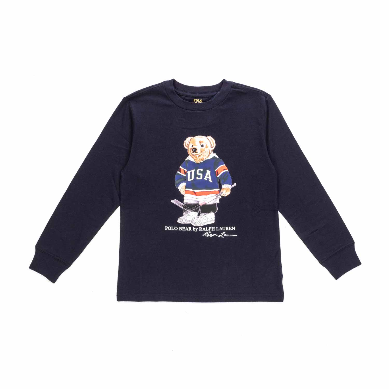 6c8ff8fd ... Boy Polo Bear T-Shirt. 27155-ralph_lauren_tshirt_bear_bambino_beb-1.jpg