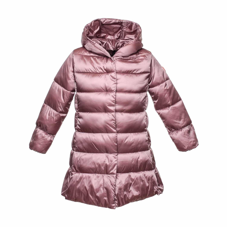 quality design 4a8c0 e7064 Piumino Rosa Satin Bambina