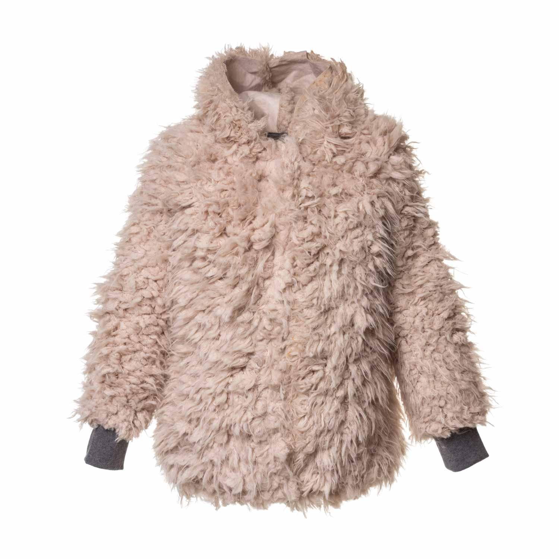 newest collection 3129d 9e7cf Cappotto Eco-Pelliccia Bambina Girl