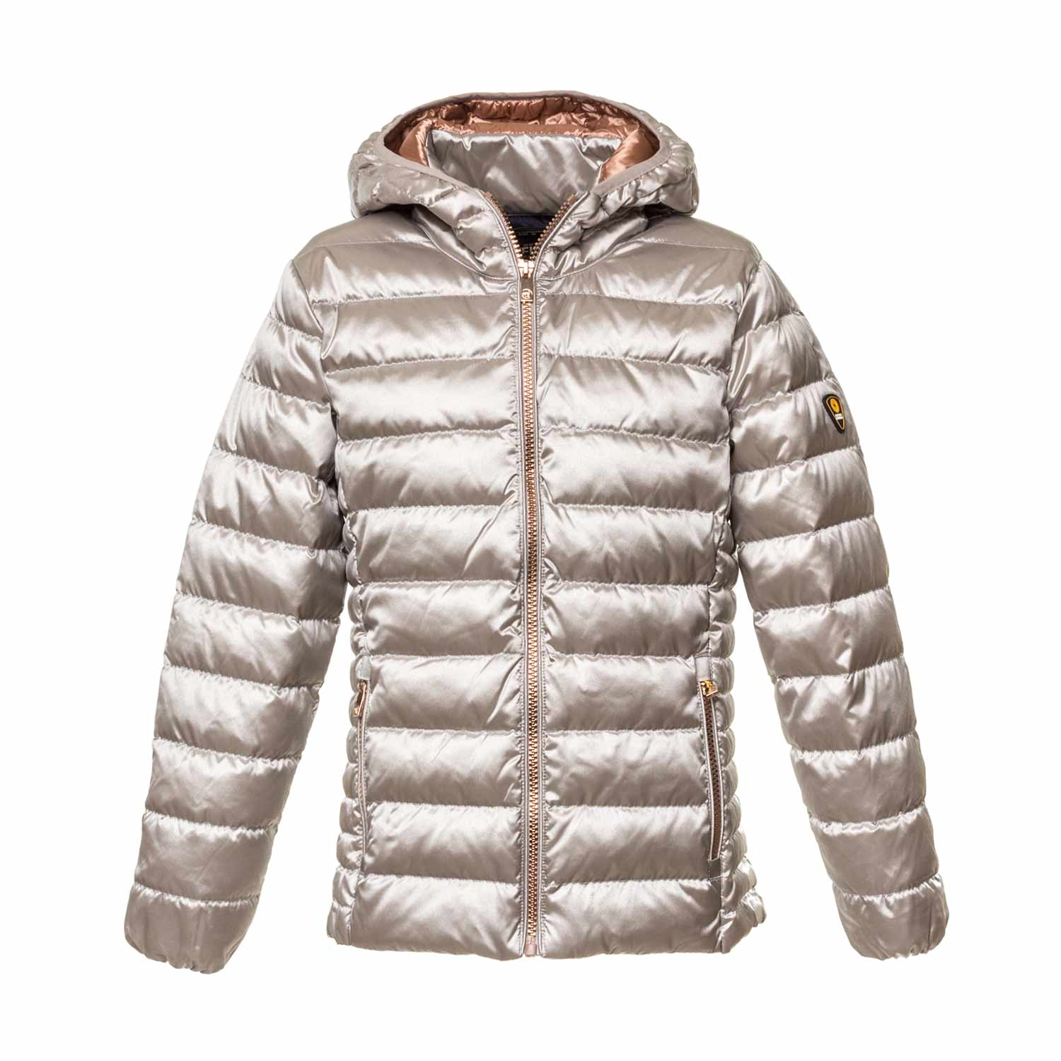 buy popular 7c7e1 bfc69 Girl Ivory Down Jacket