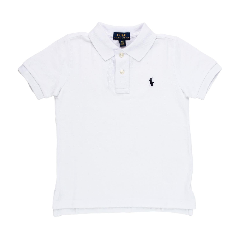 334b74c5f Home · RALPH LAUREN · T-shirts Polo neck Shirts; Boy White Rl Polo Shirt.  27590-ralph_lauren_polo_bianca_rl_bambino_boy-1.jpg