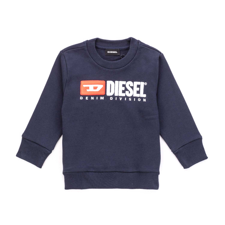 da7305ab Diesel - Baby Blue Logo Sweatshirt - annameglio.com shop online