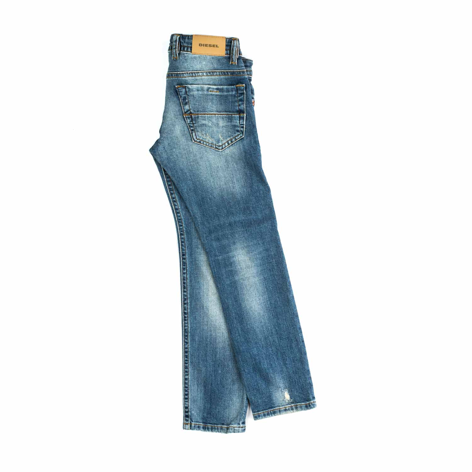 timeless design 79615 88d22 Jeans Strappati Bambino Teenager