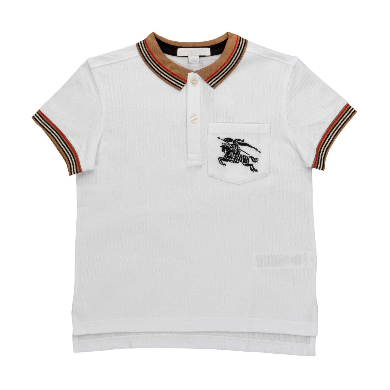 burberry shirts logo