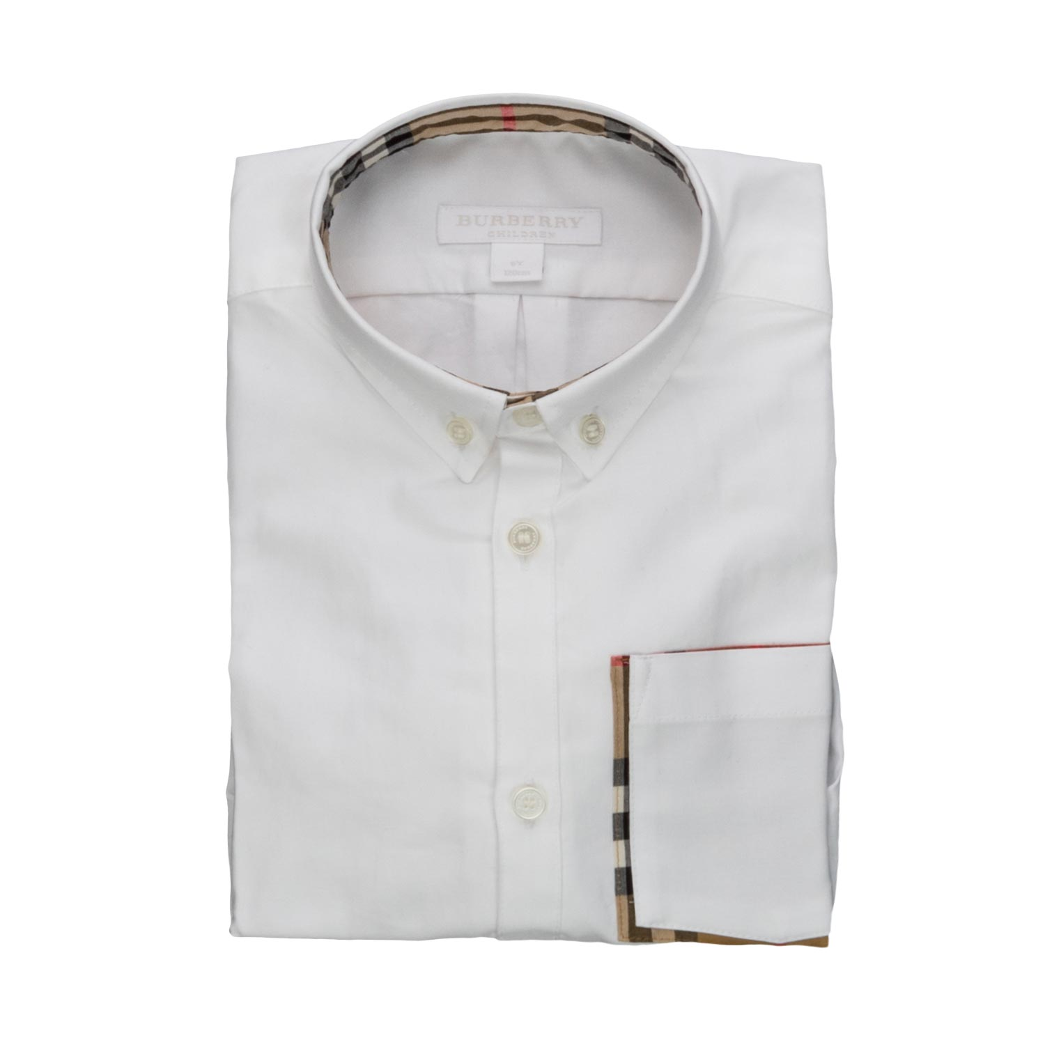 outlet 8db36 abdd1 Camicia Bianca Bambino Teenager